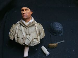 1/10th Resin but  kit. Us Airborne. Partially painted