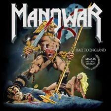 Manowar - Hail To England - Imperial Edition MMXIX (CD Jewel Case)
