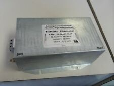 NEW SIEMENS 6SN1111-0AA01-1AA0 SIMODRIVE POWER SUPPLY FILTER MODULE GD