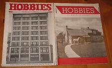 ~Vintage HOBBIES Collector Magazines May & June 1949~