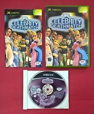 Celebrity Deathmatch - XBOX - USADO - MUY BUEN ESTADO