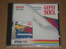 MANTOVANI & HIS ORCHESTRA - GYPSY SOUL - CD COME NUOVO (MINT)
