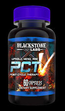 BlackStone Labs PCT V (PCT 5)-Five Stage Post Cycle Therapy-Eradicate-FREE SHIP