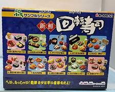 Miniatures fresh sushi Box Set - Re-ment   , h#1ok