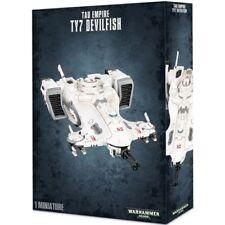TY7-Devilfish Tau Empire Warhammer 40K NIB Flipside