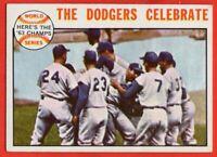 1964 Topps #140 Sandy Koufax EX-EXMINT Marv Breeding Los Angeles Dodgers