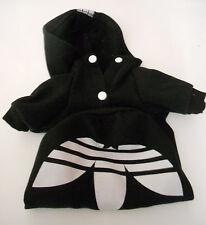 Dog Puppy clothes Black  XL
