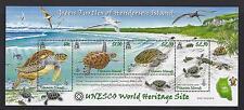 PITCAIRN ISLAND 2008 TURTLES MINIATURE SHEET UNMOUNTED MINT,MNH