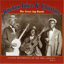 Various Artists - Ruckus Juice & Chitlins 1 / Various [New CD]