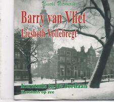 Barry Van Vliet-Kerstmis In De Jordaan cd single