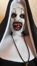 """CONJURING NUN"" concept design Horror Custom 1/6 Figure by Screwy Luie. C"