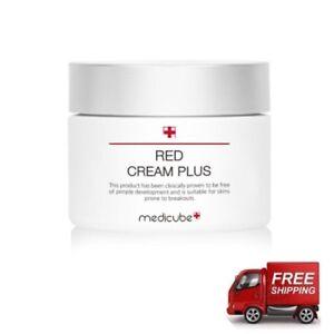 Medicube Red Cream Plus for Acne, Sensitive Skin Whitening, Wrinkle Repair 100ml