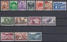 Liechtenstein Mi.Nr. 156-169 postfrisch Mi.Wert 140€ (6347)