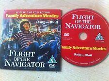 FLIGHT OF THE NAVIGATOR Starring Joey Cramer Family Adventure DVD