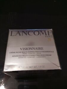 Lancome Visionnaire Advanced Multi- Correcting Rich Cream 1.6 oz