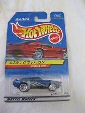 Hot Wheels 1999 Japan Mustang Mach 1 Mint In Japanese Card