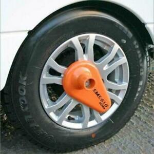 Nemesis Ultra Caravan Wheel Clamp Lock By Purpleline High Security