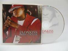 Jadakiss ♫ Kiss of Death ♫ 17 Track CD ♫ Ruff Ryder / Interscope Records