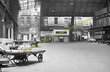 Glasgow St. Enoch Railway Station Photo. Glasgow & South Western Railway. (20)
