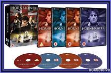 HORNBLOWER - COMPLETE TV MINI SERIES  **BRAND NEW DVD BOXSET**