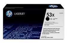 Genuine HP Q7553X 53X Toner Cartridge M2727mfp P2014 P2015 VAT Included OPEN