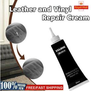 20ml Advanced Leather Repair Gel Filler Restore Car Seat Sofa Scratch Rips Hole