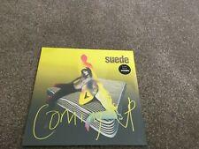 Suede-Coming up.lp pink vinyl.hmv exclusive