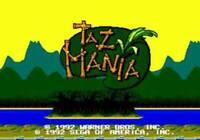 Taz-Mania - Sega Genesis Game Only