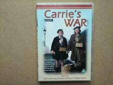 Carrie's War - 2003 World War 2 Home Front Evacuee Drama - Keeley Fawcett (DVD)