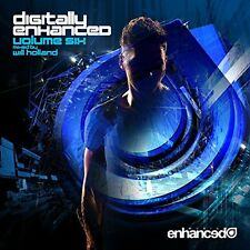 Digitally Enhanced Volume 6  Mixed By Will Holland [CD]