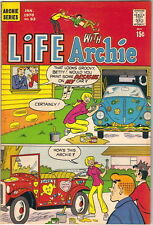 Life With Archie Comic Book #93, Archie 1970 VERY FINE-