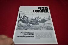 Allis Chalmers 430 Loader Dealer's Brochure YABE14