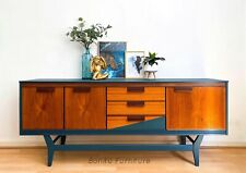 Blue Beautility Drinks / Cocktail Sideboard