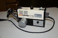Schleuniger FO7020 F07020 Fiber Kevlar Wire Strip Machine FO-7020