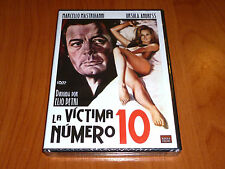 LA VICTIMA NUMERO 10 / LA DECIMA VITTIMA - Italiano/Español -Precintada