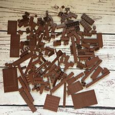 Brown Pieces Parts Lego Flat Plate 3030 3032 3033 3832 3958 30137 and More