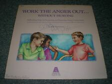 Work The Anger Out... Without Hurting~Jack Hartmann~Educational~AUTOGRAPHED