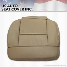 2005 2006 2007 2008 Ford F-150 4WD FX2 FX4 PassengerBottom Leather Seatcover Tan