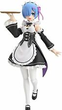 figma Re:ZERO Starting Life in Another World Rem MAX Factory Japan NEW ***