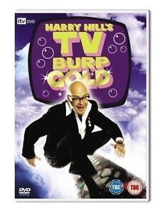 Harry Hills TV Burp Gold DVD_Region 2 - BRITISH UK COMEDY TV SERIES