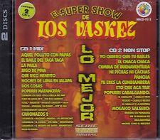 El Super show de los vaskes Lo Mejor 2CDs NEW Nuevo Sealed