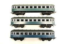 3 x Lima Inter-City Coaches HO Gauge Model Railway Rolling Stock V13
