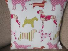 Unbranded Animals & Bugs Striped Decorative Cushions
