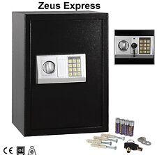 Home Floor Wall Security Large Black Safe Box Digital Lock Hidde Gun Jewelry Pro