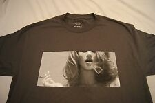 DIAMOND SUPPLY CO CHARCOAL SMOKE RINGS SHIRT LARGE FREE SHIPPING NEW