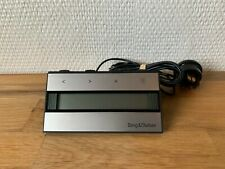 Bang & Olufsen (B&O) BeoTalk 400 Table Clock/Caller ID Machine (2)
