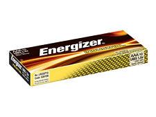 10x Energizer Industrial AAA Batteries Lr03 Alkaline Battery