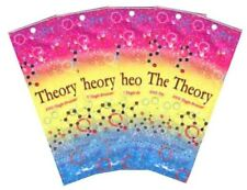 5 Packets of THEORY 100X TINGLE BRONZER TANNING LOTION BY ULTIATE