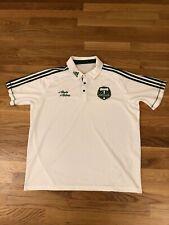 Adidas Polo Shirt Men's Size L Large Mls Portland Timbers Soccer Logo Golf