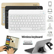 """US Slim Wireless Keyboard For Samsung Galaxy Tab A S6 S5e S4 S3 7""""~10.5"""" Tablets"""